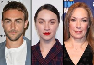 Marvel's Helstrom Cast Hulu Series