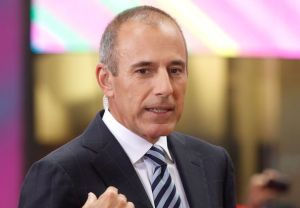 Lauer Rape Denial