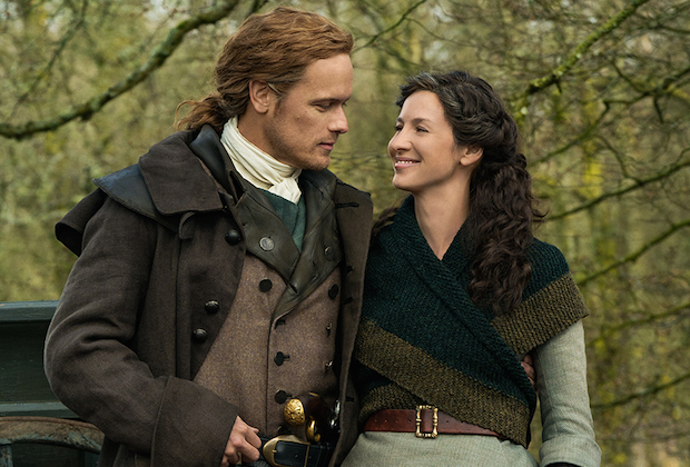 Outlander Renewed Season 7 8 Starz