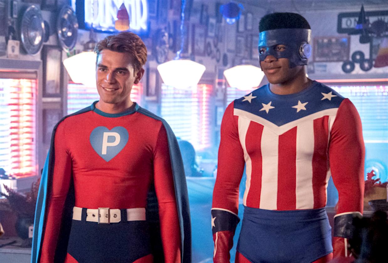 Captain Archies 2020 Halloween Party PHOTOS] 'Riverdale' Halloween Episode — Season 4, Episode 4   TVLine