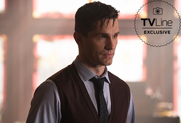 Riverdale Season 4 Episode 3 Mr. Chipping Sam Witwer
