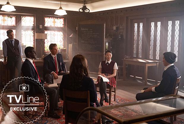 Riverdale Season 4 Episode 3 Jughead New School