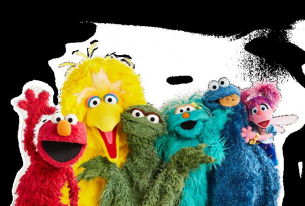 Sesame Street HBO Max