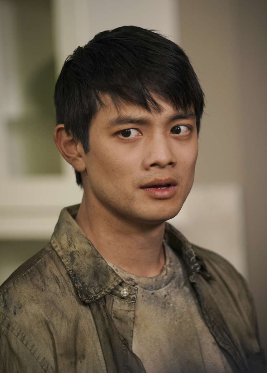 Supernatural Kevin Tran Returns