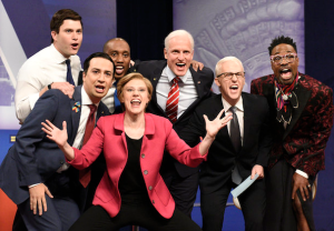 SNL: CNN Equality Town Hall Cold Open - Video