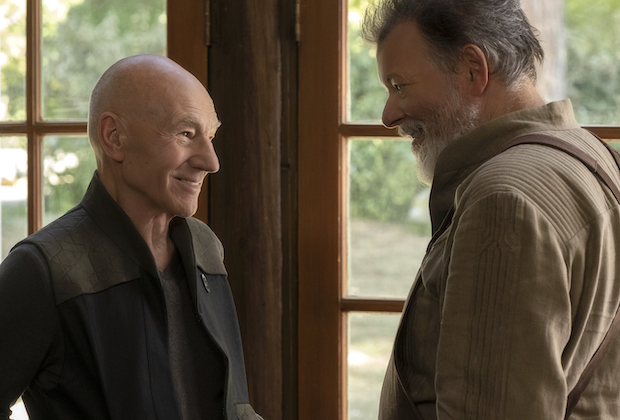 Star Trek Picard Premiere Date