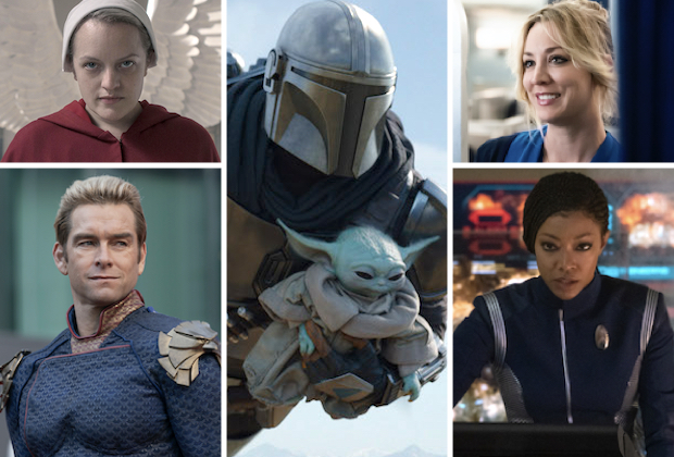 Streaming TV Shows - Renewed, Cancelled 2021