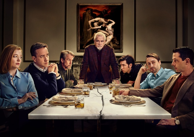 Succession Season 2 Cast HBO