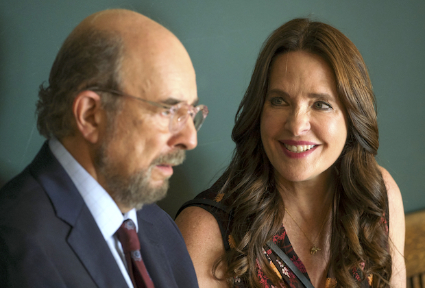 The Good Doctor 3x04: Glassman and Debbie