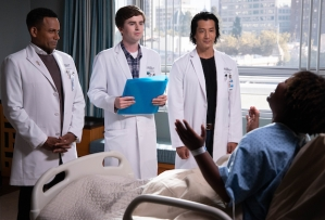 The Good Doctor 3x05 - Andrews, Shaun and Park