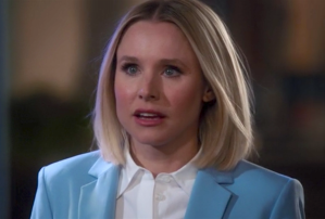 The Good Place Season 4 Episode 2 Kristen Bell Eleanor