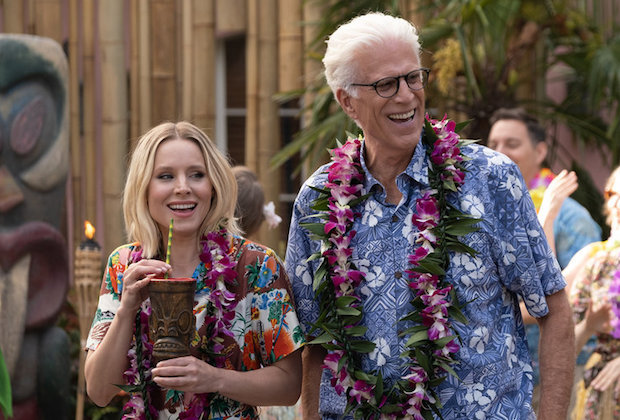 The Good Place Season 4 Episode 3 Eleanor Michael