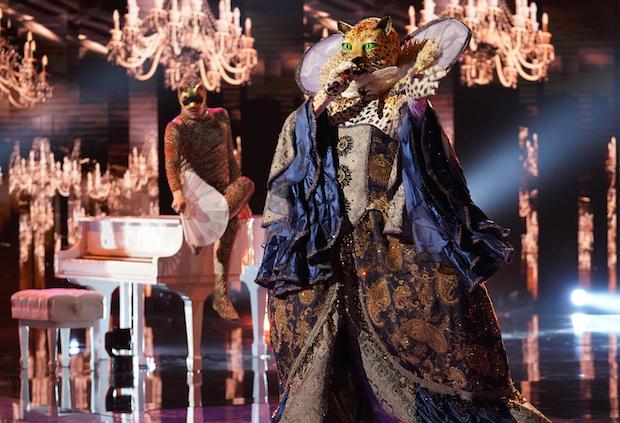 the masked singer recap season 2 episode 2 panda unmasked