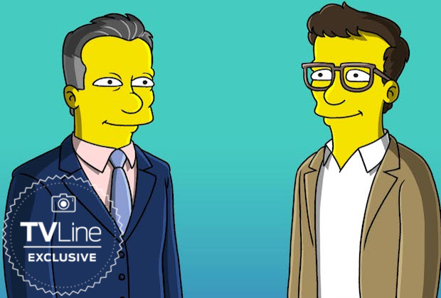 The Simpsons The Russo Brothers