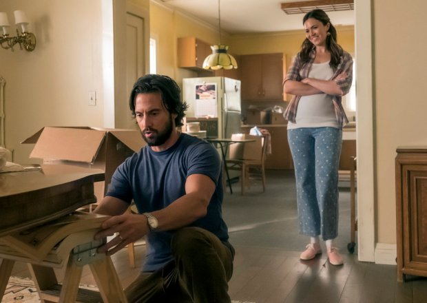 This Is Us Season 4 Episode 5 Milo Ventimiglia