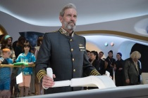 Hugh Laurie Shoots for the Stars in Avenue 5: See First Footage of Space Comedy From Veep's Armando Iannucci