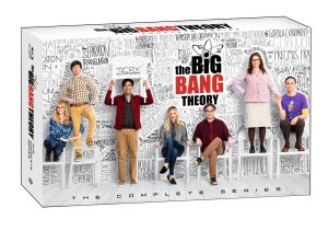 The Big Bang Theory Complete Series DVD, Blu-Ray