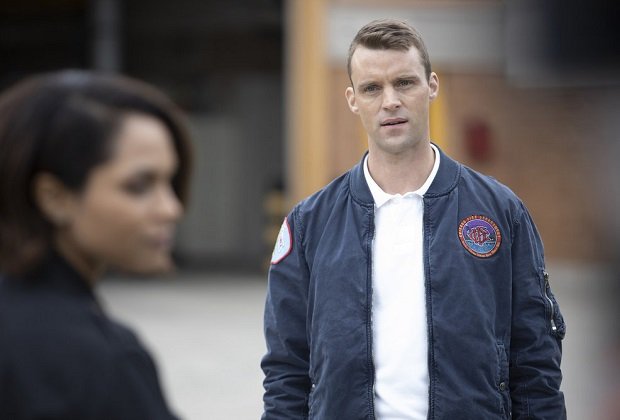 Chicago Fire Gabby Returns