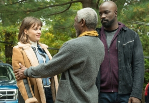 Evil SEason 1 EPisode 8 Mike Colter Interview David Father