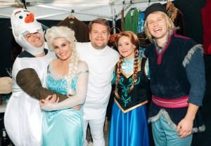 Kristen Bell Frozen - Crosswalk the Musical