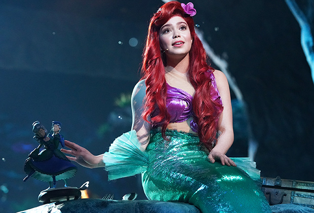 Little Mermaid Live Review