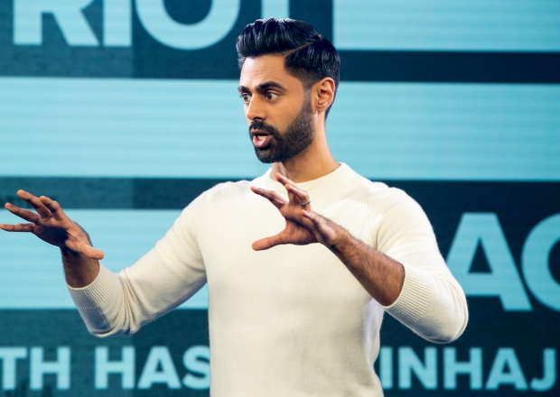 Patriot Act Hasan Minhaj Netflix Censored Saudi Arabia