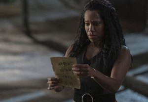 Regina King Watchmen Episode 2