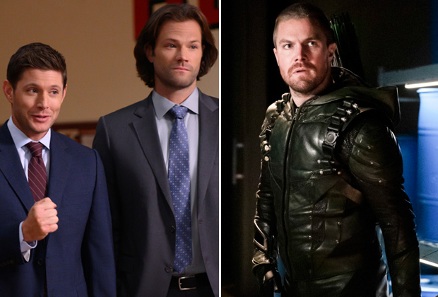 Supernatural Arrow Series Finales