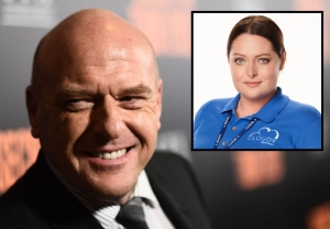 Superstore - Dean Norris Cast as Dina's Dad