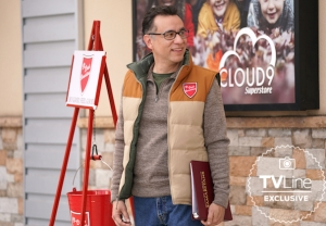 Fred Armisen on 'Superstore'