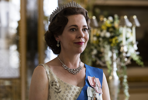 The Crown Season 3 Premiere