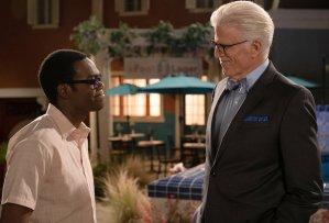 The Good Place Season 4 Episode 9 Chidi Michael
