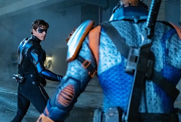 Titans Season 2 Finale Donna Dies