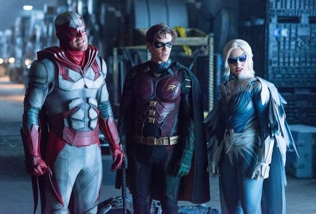 Titans Renewed Season 3