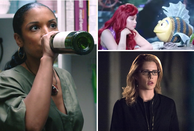 TV Questions: This Is Us, Little Mermaid, Arrow