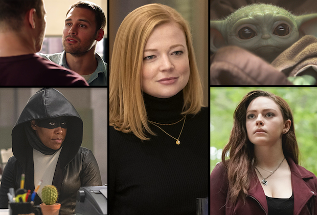 TV Thankful For List 2019
