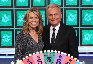 Wheel of Fortune Vanna White Host Pat Sajak Surgery