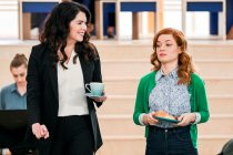 Lauren Graham Sings in First Footage From Zoey's Extraordinary Playlist