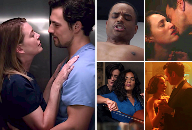 SExiest TV scenes 2019