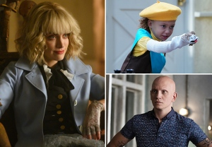 2019 TV Scene Stealers