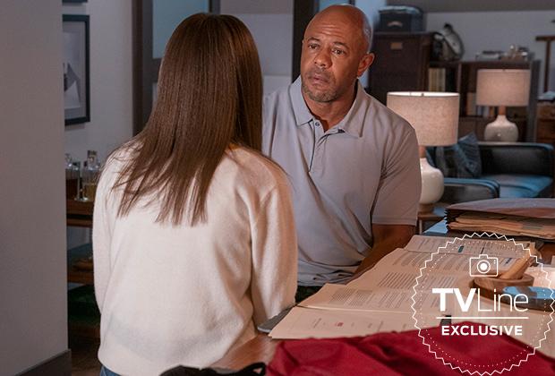 9-1-1 Season 3 Michael