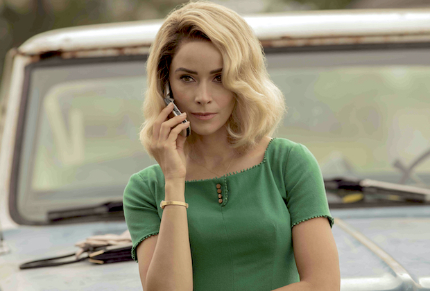 Abigail Spencer 'Reprisal' Series Premiere on Hulu
