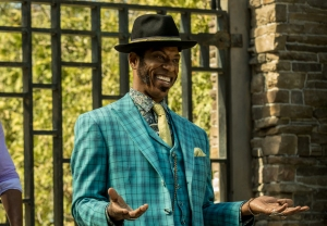 American Gods Orlando Jones Fired Mr. Nancy Starz