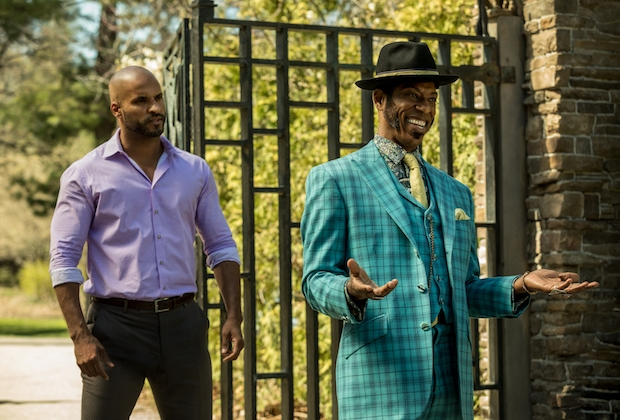 American Gods Orlando jones Fired Season 3 Interview