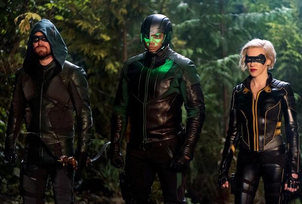 Arrow Recap Season 8 Episode 7