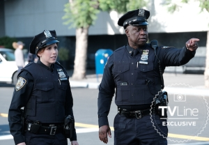 Brooklyn Nine-Nine Season 7 First Look - Vanessa Bayer