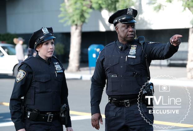 Brooklyn Nine-Nine Season 7 First Look - Vanessa Bayer