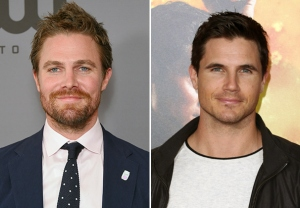 Stephen Amell Quibi Series