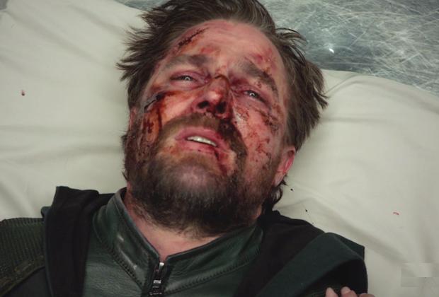 Arrow Oliver Dies Crisis Ratings