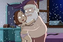 Family Guy Video: Meg's Sex Dream About Santa Claus Is Ho-Ho-Horrifying